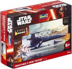 Amazon: Revell 06753 Star Wars Resistance X-Wing Fighter für nur 4,99 Euro statt 11,81 Euro bei Idealo