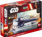 Amazon: Revell 06753 Star Wars Resistance X-Wing Fighter für nur 4,99 Euro statt 11,81 Euro bei Idealo