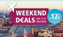 Eurowings Weekend-Deals – Ab 12,99 € in die schönsten Städte Europas