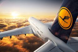 Lufthansa: 25 Euro Rabatt auf Flüge und Hotelangebote mit Gutschein ohne MBW