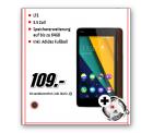 Media Markt: Wiko Pulp FAB Smartphone (16GB) , 5 Zoll + gratis Adidas Fußball  für 109 Euro [ Idealo 157 Euro ]