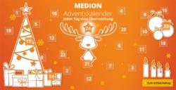 Medion: An 24 Tagen jeweils ein Deal im Adventskalender