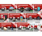 Mega Tiefpreisspätschicht @Media-Markt z.B. HUAWEI ShotX 16 GB Gold Dual SIM 5,2 Zoll Android 5.1 Smartphone für 149 € (229,90 € Idealo)