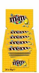 M&Ms Erdnuss Single 24er Pack (24 x 45 g) für 5,99 € (14,48 € Idealo) @Amazon