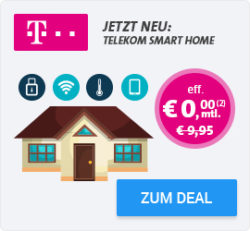 sparhandy telekom magenta smarthome f r 0 00 euro inkl starterpaket f r 1 euro liveshopping. Black Bedroom Furniture Sets. Home Design Ideas