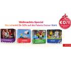 Weihnachts-Special @Sky – 50% Rabatt auf Wunschpakete und 0 € Aktivierungsgebühr (statt 59 €)