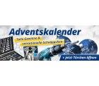 Westfalia Adventskalender – Am 1.12. den Bosch Akkuschrauber IXO 3,6 Volt Li-Ion für nur 29,99€
