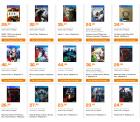 3 Games für PS4, Xbox One oder PC für 55 € @Saturn (Preisbeispiel im Dealtext 58,65 € Ersparnis gegenüber Idealo!)