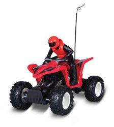 Amazon: Maisto 81323 – R/C Rock Crawler ATV 4×4 RTR rot für nur 15,35 Euro statt 54,80 Euro bei Idealo