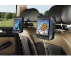 Amazon: Nextbase Click 9 Lite Duo Deluxe Tragbarer DVD-Player mit Fahrzeug-Holmhalterung für nur 108,86 Euro statt 244,19 Euro bei Idealo