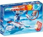 Amazon:  PLAYMOBIL 6833 – Icebot mit Disc-Shooter für 3,79 Euro als Plus-Produkt [ Idealo 10,50 Euro ]