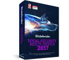 Bitdefender Total Security 2017 für bis zu 5 Geräte für 13,99€ [idealo 29,90€] @Bitdefender