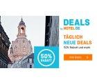 Hotel.de: 20 Euro Gutschein mit einem Mindestbestellwert von 99 Euro