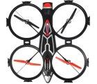 Jamara 038585 – Quadrodrom Quadrocopter mit HD-Kamera, schwarz  für 44€ inkl. Versand [idealo 200,58€] @eBay & MediaMarkt