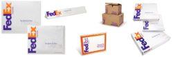 Kostenloses Versandmaterial -Umschläge, Kartons und Versandtaschen kostenlos bestellen @FedEx
