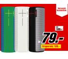 Mediamarkt: Ultimate Ears UE Boom 2 Bluetooth Lautsprecher für nur 79 Euro statt 129,99 Euro bei Idealo