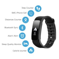 Mpow Bluetooth Smart Fitness Armband mit Gutscheincode für 19,49 € (26,99 € Idealo) @Amazon