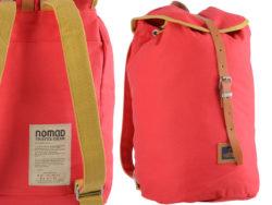 Nomad Canvas Backpack M für 14,95 € + VSK (31,90 € Preisvergleich) @iBOOD