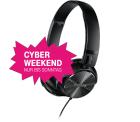 Philips SHL3855NC Noise Canceling On-Ear Kopfhörer für 33 € (69,99 € Idealo) @Telekom Cyber-Weekend