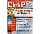 Presseshop 12 Ausgaben der CHIP mit DVD für 24,95 Euro statt 73,20 Euro dank Sofortrabatt
