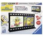 Ravensburger 3D-Puzzle 11208 – Filmstreifen Minion, Natural, bunt für 4,76€ [idealo 11,94€] @Amazon [Plus-Produkt]