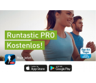 Runtastic Pro App (GPS Laufen, Joggen, Fitness Tracker) für Android und iOS GRATIS