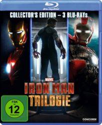 Tiefpreistage: Über 11.500 DVDs und Blu-rays reduziert @Amazon z.B. Iron Man – Trilogie Blu-ray (Collectors Edition) für 9,97 € (12,71 € Idealo)