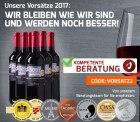 Weinvorteil: 6 Flaschen Calle Principal Rotwein ( 47,97 Euro ) beim Kauf von 12 Flaschen geschenkt bekommen