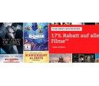 20% bzw. 17% Rabatt auf Filme, Musik, Spielwaren @thalia mit Gutschein