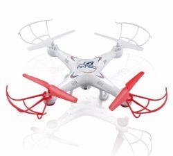 50% Rabatt mit Gutscheincode auf AKASO X5C 4 CH 2,4 GHz 6-Achsen Quadcopter mit HD Kamera für 24,99 € statt 49,99 € @Amazon