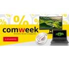 8 Technik-Produkte (Notebooks, Monitore usw.) alle zum Idealo Best-Preis in der Comweek @Comtech