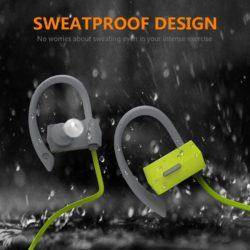 Amazon: AOSO G18 Bluetooth Kopfhörer Sport V4.1 mit Gutschein für nur 10,49 Euro statt 20,99 Euro