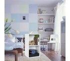 Amazon: HOMFA Landhaus Bücherregal mit 2 Nischen mit Gutschein für nur 16,79 Euro statt 23,99 Euro