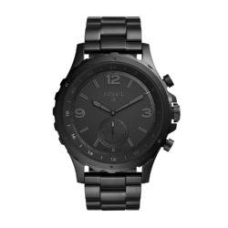 Amazon und Zalando: Fossil Q NATE Smartwatch für 109,95 Euro statt 186,15 Euro bei Idealo