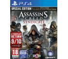 Coolshop: Assassins Creed: Syndicate – Special Edition (PS4) für nur 16,49 Euro statt 23,79 Euro bei Idealo