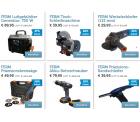 FERM Elektrowerkzeuge Flash-Sale @iBOOD z.B. FERM Winkelschleifer für 29,95 € + VSK (50,81 € Idealo)