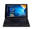 Gearbest Teclast Tbook 11 Ultrabook 2 in 1, 10,6 Zoll mit Android 5.1 + Windows 10 für 144,95 Euro inkll. Versand ( Zollfrei ) dank Gutschein [ Idealo...