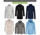 Outlet46: 16 verschiedene SUMMER RIVER Jacken für Damen und Herren ab 14,99 Euro bis maximal 19,99 Euro statt 37,99 Euro bei Idealo