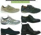 Outlet46: 67 versch. Geox Kinder, Damen und Herren Schuhe ab 27,99 Euro – z.B. GEOX U Box F Herren Sneaker Braun für 47,99 Euro [ Idealo 53,99 Euro...