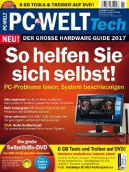 PC-WELT-Sonderheft: Der große Hardware-Guide 2017 kostenlos statt 9,90 Euro als pdf downloaden