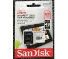 SanDisk Ultra 128 GB microSDXC UHS-1 Speicherkarte + SD-Adapter für 34,99€ inkl. Versand [idealo 39,89€] @ebay