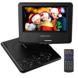 Tragbarer 7,5″ DVD Player für 24,49 Euro statt 48,99 @amazon