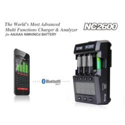 Amazon: ARINO SKYRC NC2600 Bluetooth Ladegerät & Batterietester mit App-Steuerung mit Gutschein für nur 50,49 Euro statt 100,99 Euro