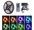 Amazon: Duractron 5050 SMD RGB LED Stripe Wasserdichter LED Streifen mit 300LEDs (5 Meter) mit Gutschein für nur 16,14 Euro statt 18,99 Euro