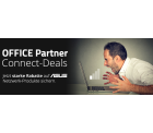 Asus Connect-Deals @Office-Partner z.B. ASUS RP-AC52 AC750 Dualband WLAN Repeater für 33 € (44,65 € Idealo)