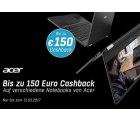 Cashback auf verschiedene Notebooks von acer – bis zu 300€ Cashback möglich @Redcoon