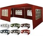 eBay: Pavillon 3x6m mit Seitenwänden in verschiedene Farben für 54,95 Euro versandkostenfrei [ Idealo 74,95 Euro ]