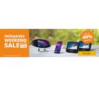 Frühjahrs-Weekend Sale mit bis zu 40% Rabatt @Medion z.B. Medion Bluetooth Autoradio für 44,44 € (69,95 € Idealo)