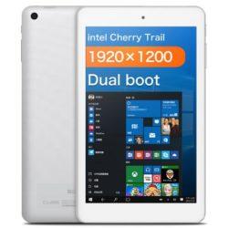 Gearbest: Cube iWork8 Air Full HD Tablet mit Win 10 + Android 5.1 für 70,50 Euro VSKFrei mit Gutschein