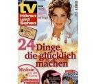 Kiosk-News: 52 Ausgaben TV Hören und Sehen effektiv für 1,80 Euro + 1 Monat gratis